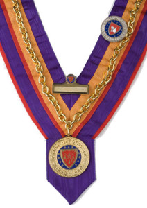 Professional - Grand Officier Maître Sommelier